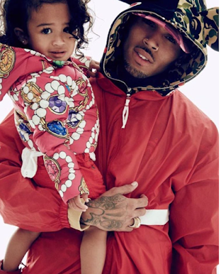 Being a father has changed Me - Chris Brown