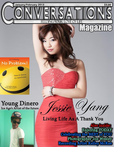 Order the Jan/March 2013 Issue of Conversations Magazine