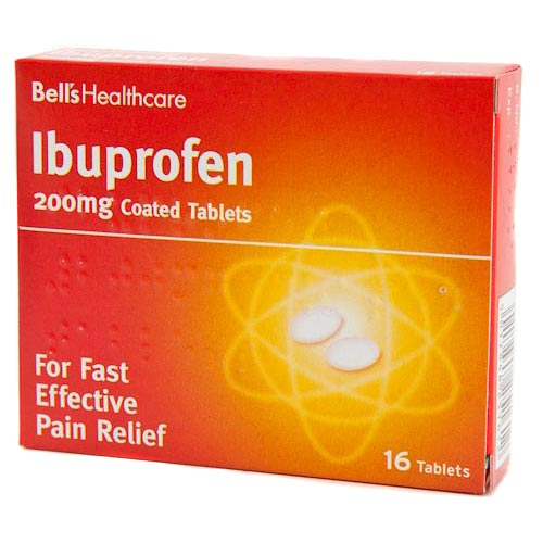 Ibuprofen Kills Thousands Each Year, So What Is The Alternative?