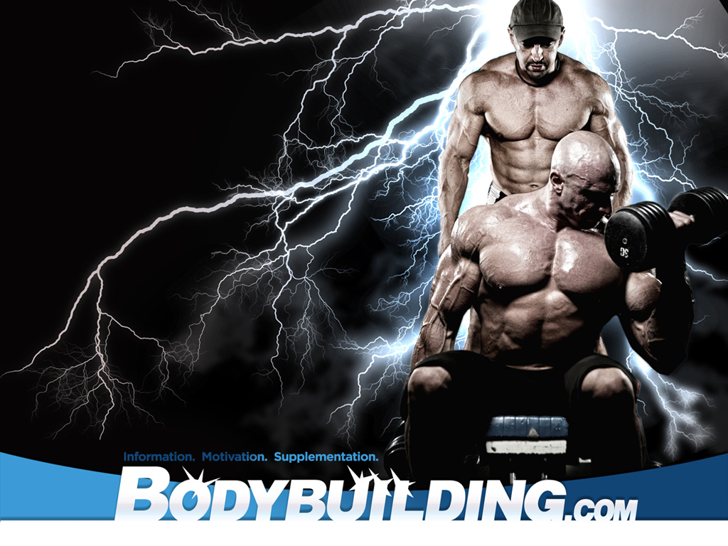Wallpaper Bodybuilder Hd | Gambar Joss
