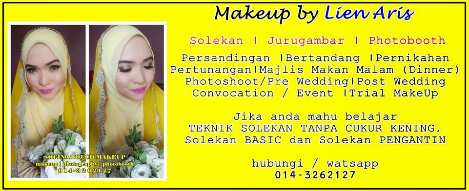 Sofina Touch Makeup