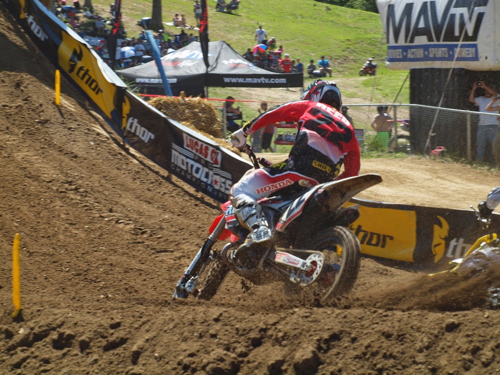 Chad Reed - Budds Creek 2013
