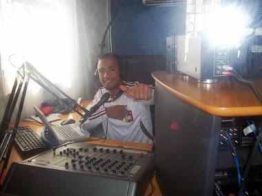 COLECTIVO UPA PARTICIPANDO EN LA RADIO COMUNITARIA SANAREÑA 101.9 FM LA RADIO DEL PUEBLO.