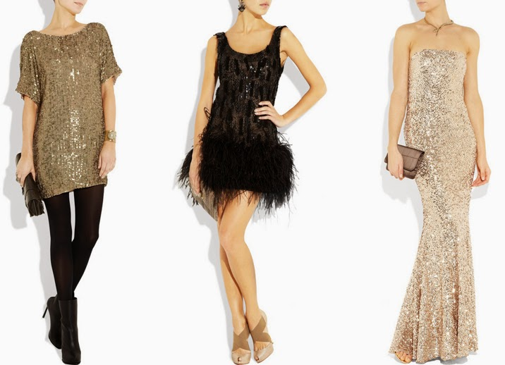 Last minute outfits for new year 39 s eve party venetia kamara for New year party dresses