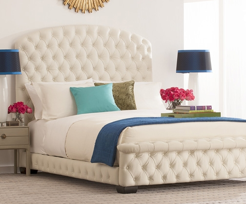 silver tufted bed ask patrickabout starting with art catharine grasty