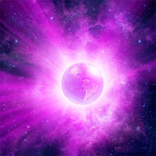 Blaze Around My World, Violet Ray of Creation, AA ZADKIEL!