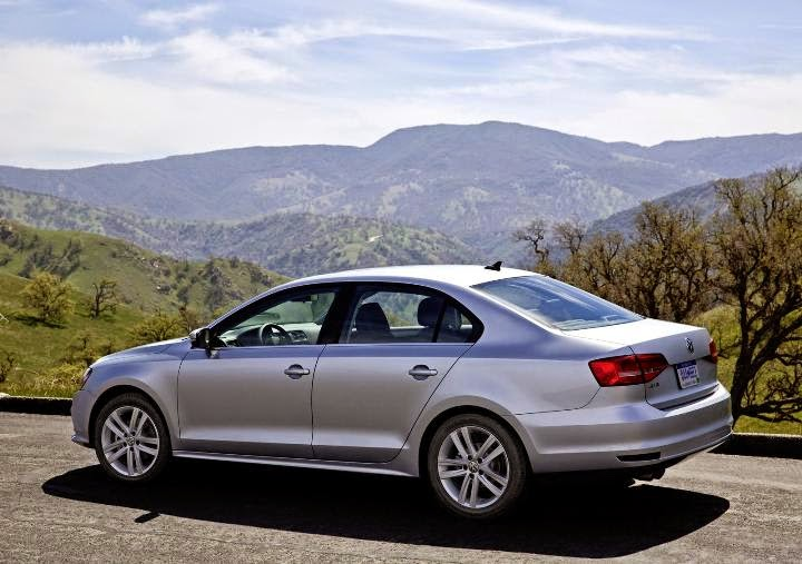 2015 Next Generation Volkswagen Jetta facelift