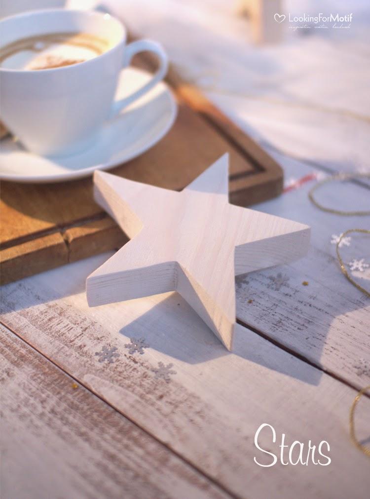 bielone gwiazdki