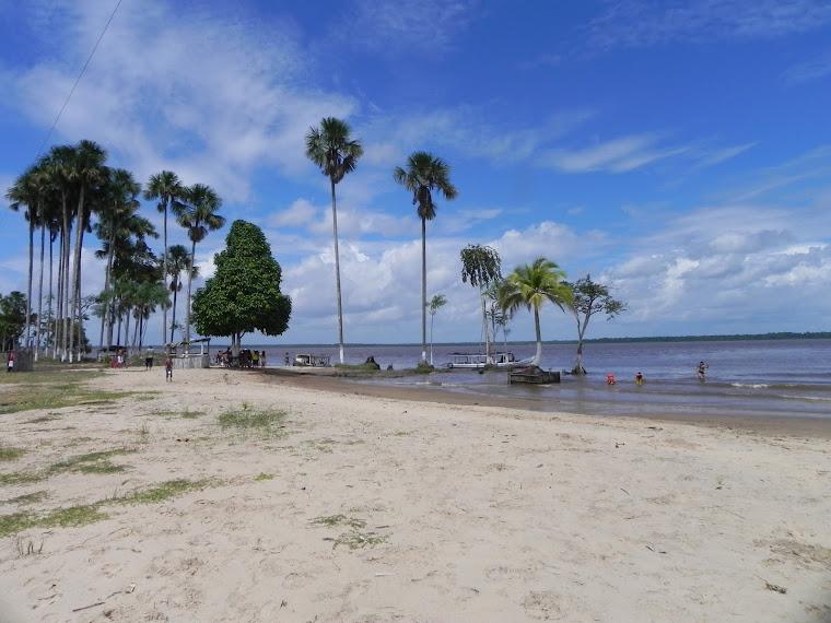 Convívio Ribeirinho: Praia do Recanto da Aldeia