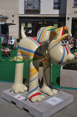 Lancelot Gromit (side view)
