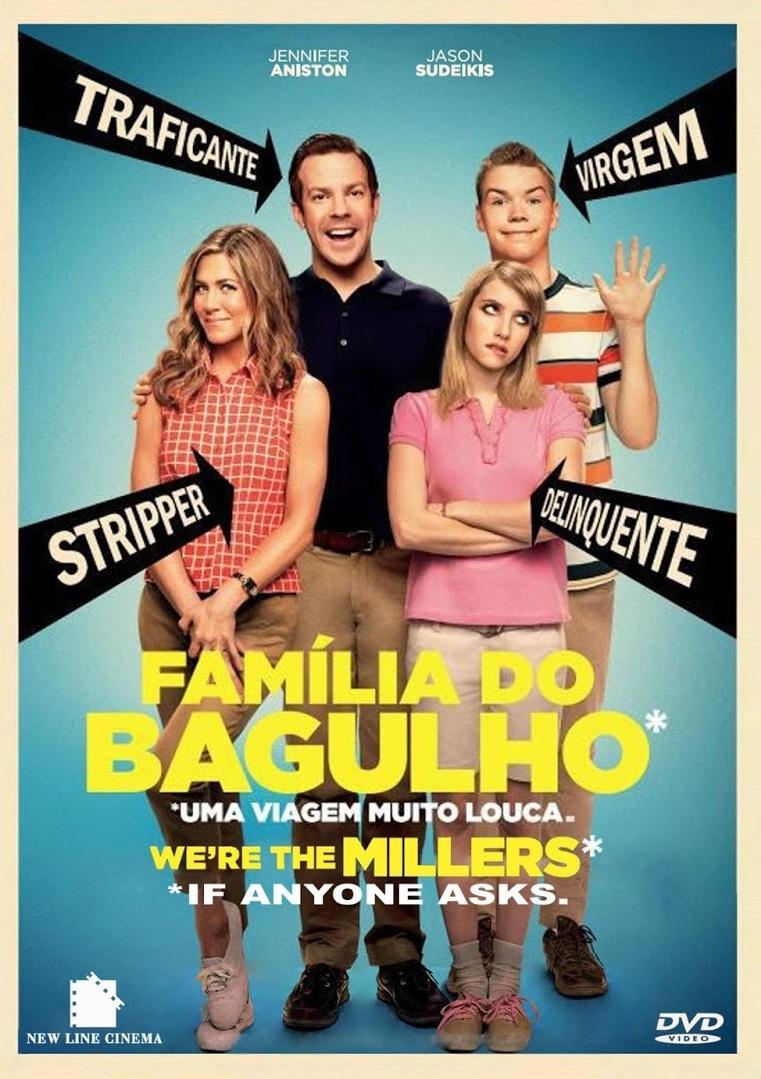 Família do Bagulho – Dublado (2013)