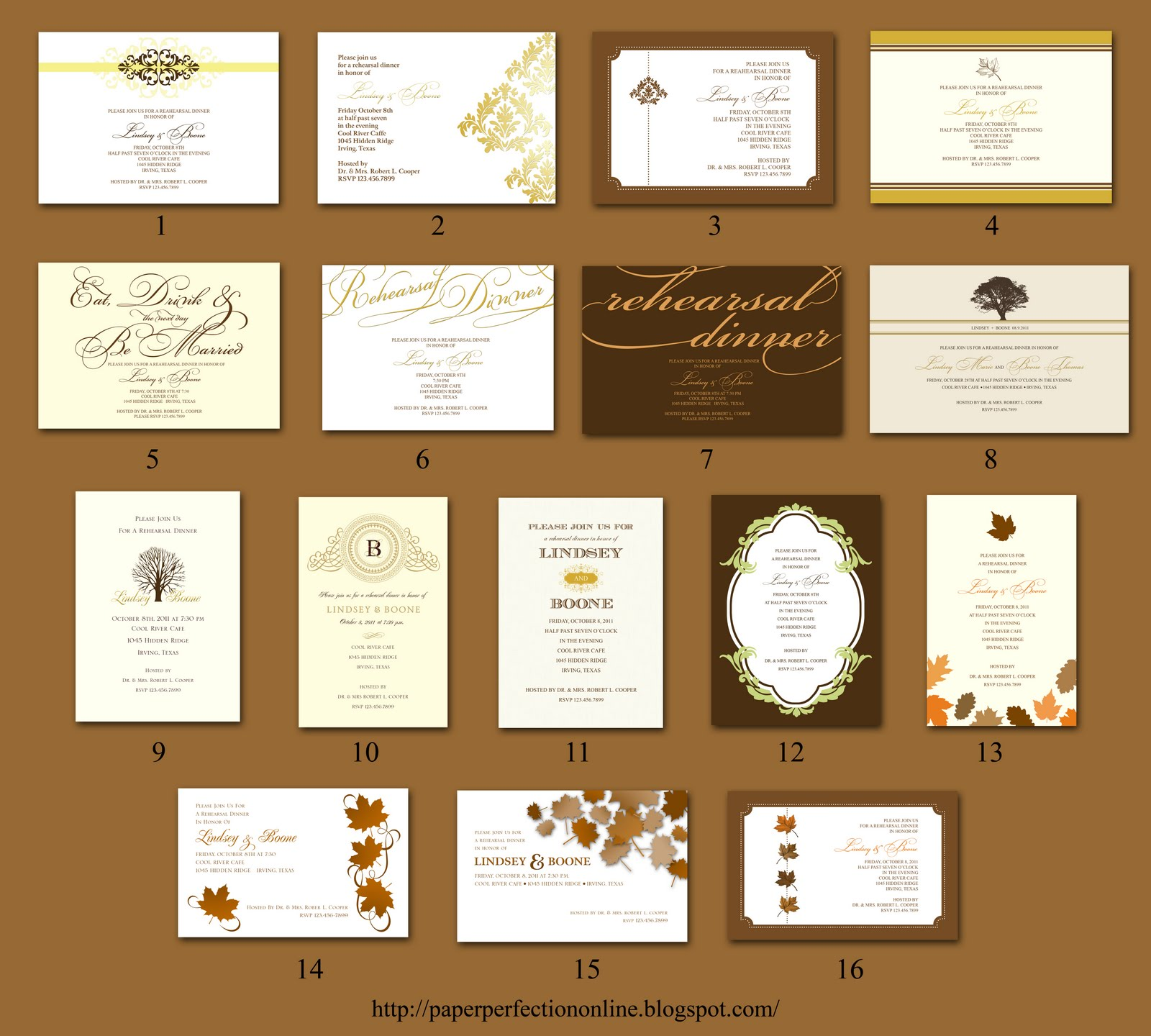 Rehearsal And Rehearsal Dinner Invitations for nice invitations example