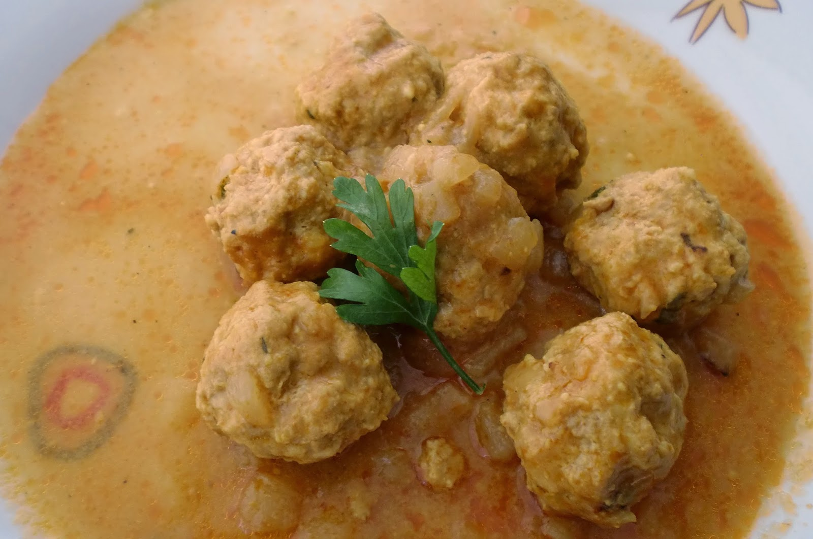 205 receta albondigas en salsa tradicionales la receta de mi madre mayte en la cocina - Albondigas tradicionales ...