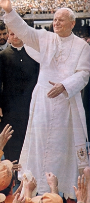 Pape Jean Paul II