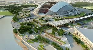Singapore Sport Hub: Wisata Olah Raga di Singapura