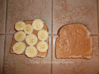 peanut butter, banana, recipe