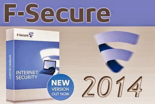 Cara Instal F-Secure