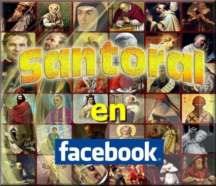 Santoral, el santo de cada día