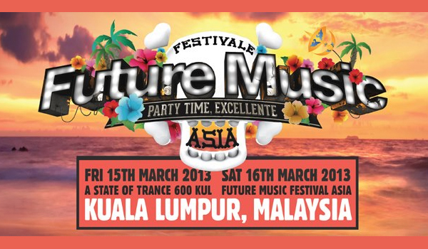 Future Music Festival Asia 2013