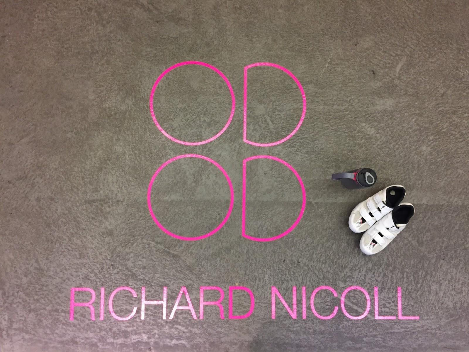 Sweaty Betty Richard Nicoll Psycle London