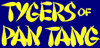 Tygers Of Pan Tang (UK) - Live in The Hague [Radio Show] (198x) Logo2