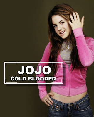 Jojo Cold Blooded cover