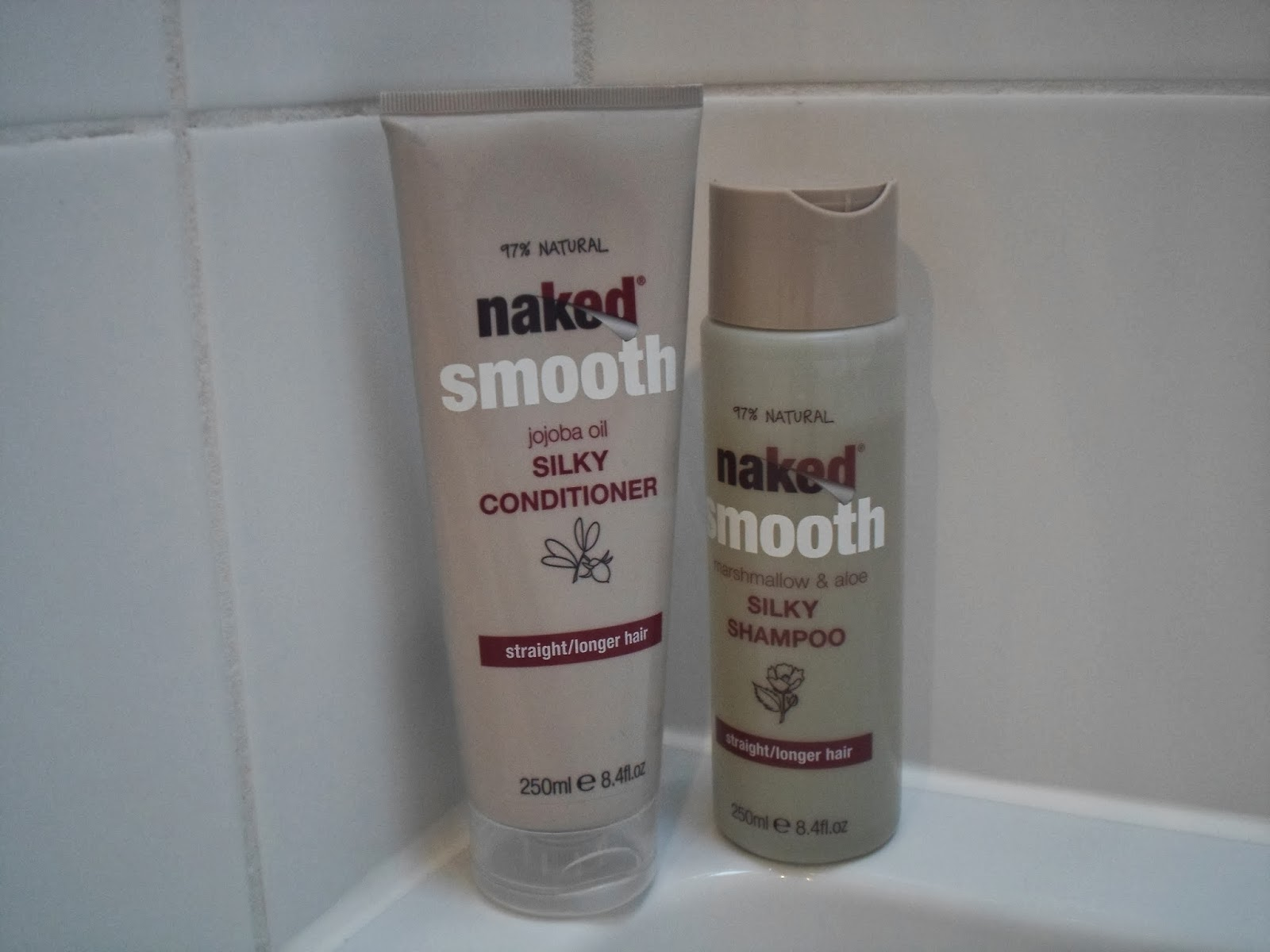 naked naturals shampoo reviews