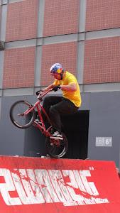 BMX auf der IFA