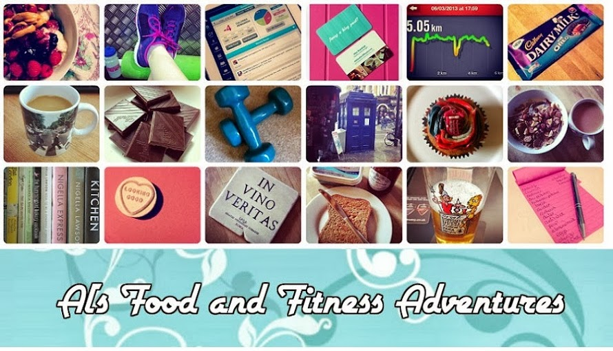 Al's Food and Fitness Adventures