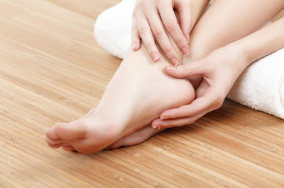 Treatment and prevention of the bad smell in the feet