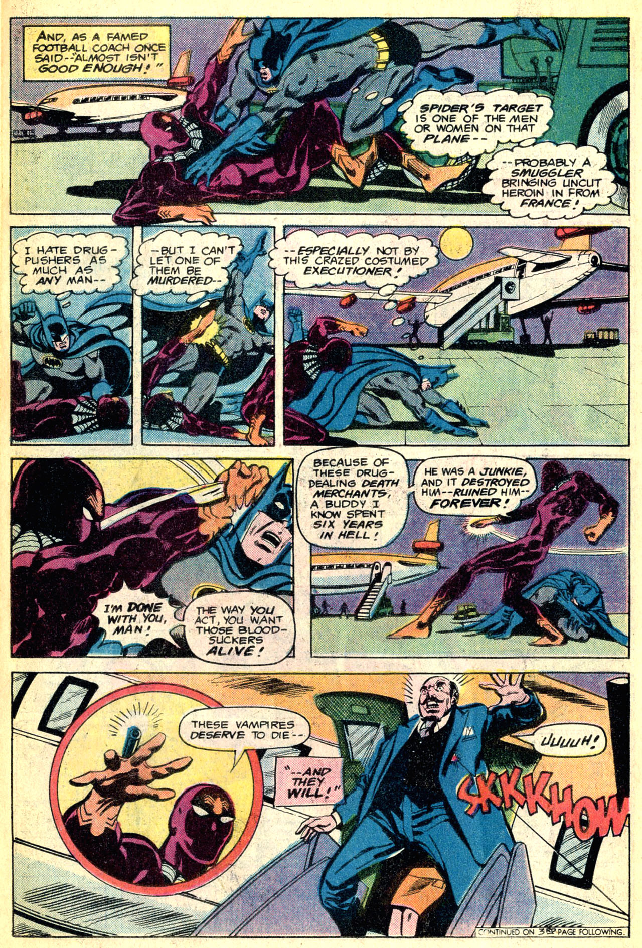 Detective Comics (1937) Issue #464 Page 6