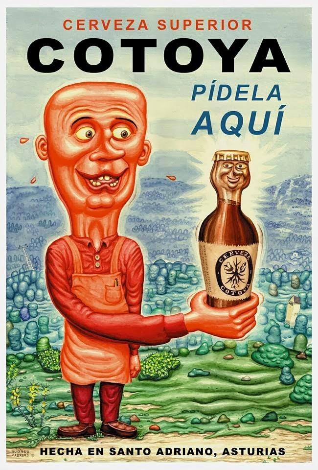 Cerveza Cotoya