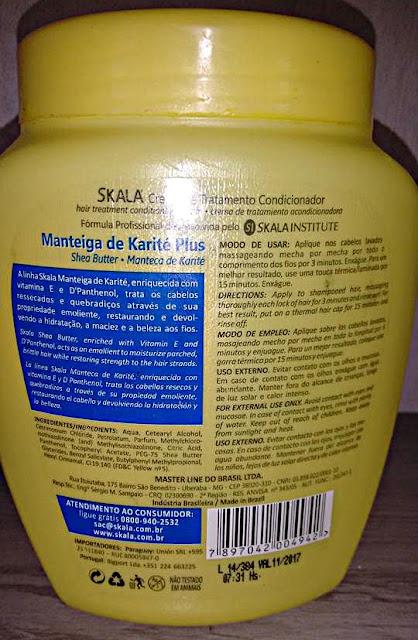 Skala-manteiga de karité