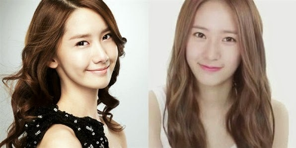Krystal And Yoona | www.pixshark.com - Images Galleries ... F(x) Krystal And Yoona