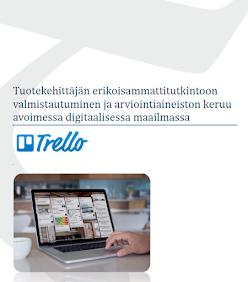 Trello - Avoimeen digitaaliseen maailmaan!
