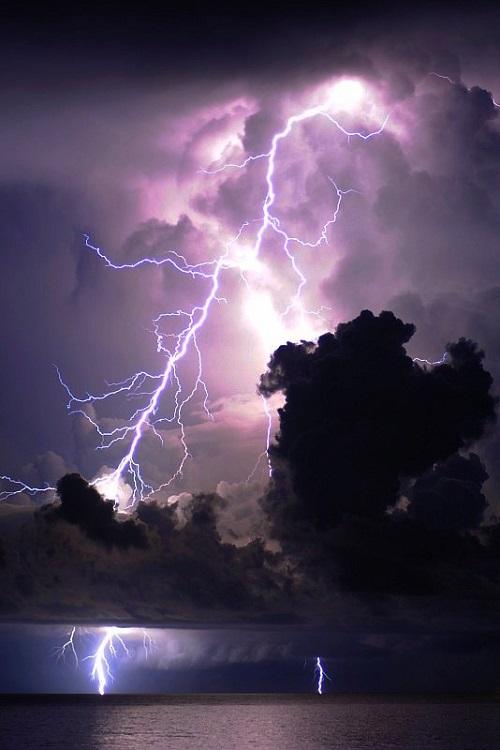 photograph an amazing storm