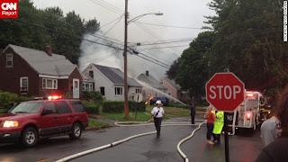 Connecticut plane crash: 2 children, pilot feared dead after plane hits Connecticut homes