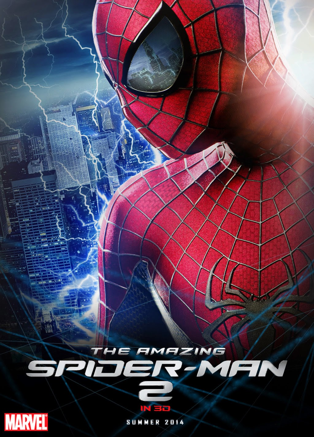 Free Download PC Games : The Amazing Spiderman 2 Single Link