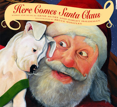Santa Claus Songs - Here Comes Santa Claus Lyrics