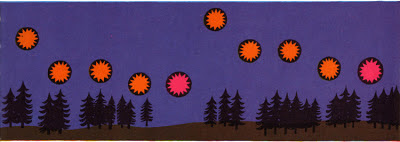 French children's illustration 1969