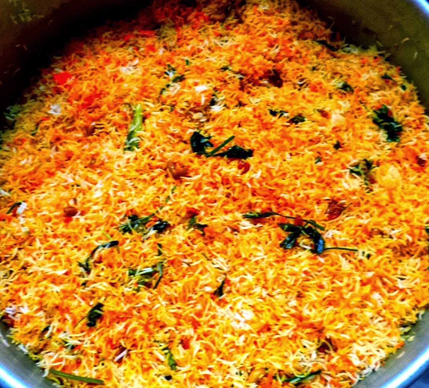 Hidangan Paling Spesial Kami! Nasi Briyani Boom (Batu Pahat)