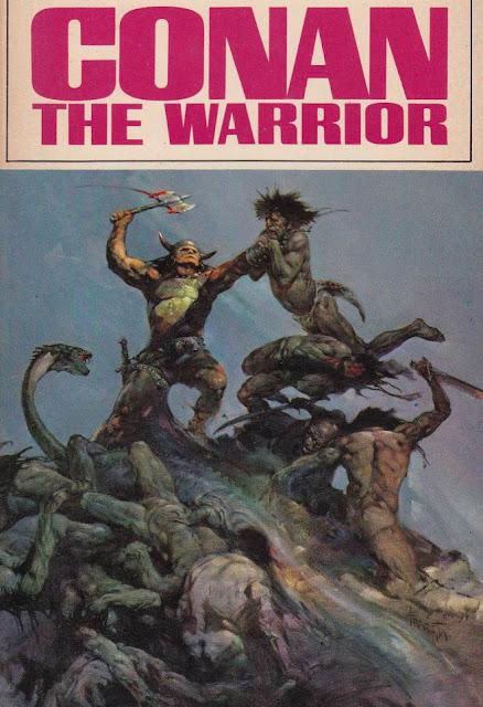 Conan The Warrior