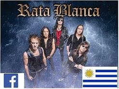 RATA BLANCA URUGUAY - AGREGANOS EN FACEBOOK !!!!