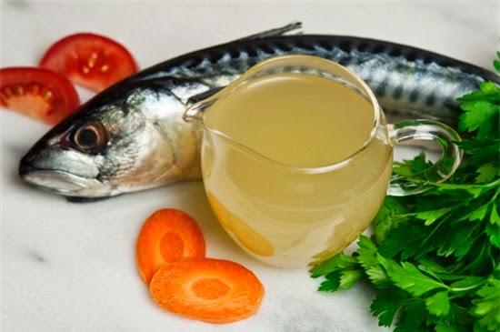 Cách làm nước dùng ngon từ cá