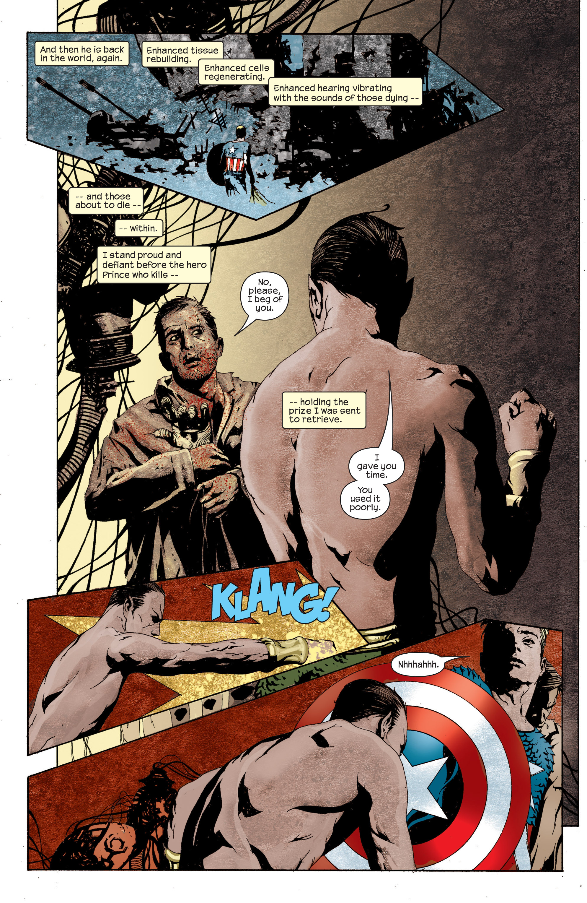 Captain America (2002) Issue #12 #13 - English 17