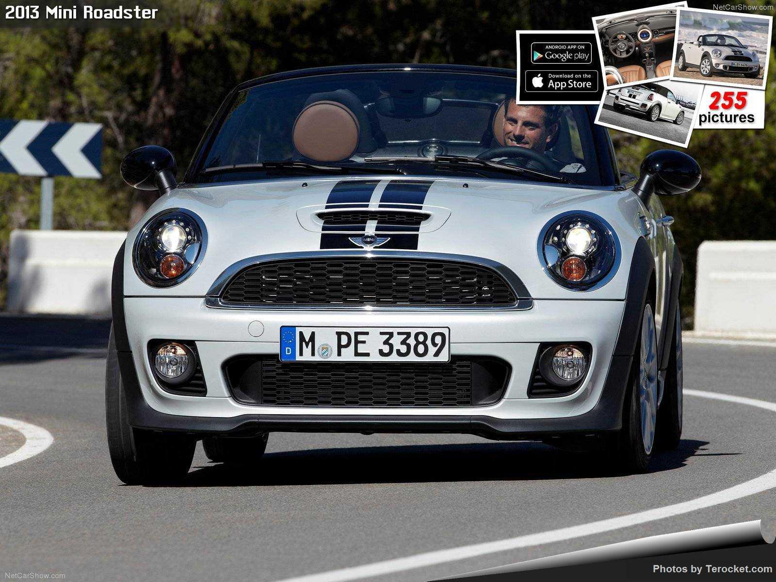 Hình ảnh xe ô tô Mini Roadster 2013 & nội ngoại thất