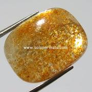 Batu Permata Sun Stone - kode 03k04