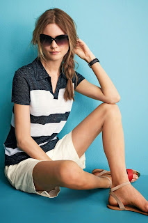 "Behati Prinsloo in lovely shorts casuals hot pics @@  ""Next"" Collection Photoshoot 2014"