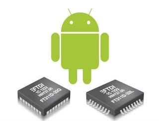 FTDI Android