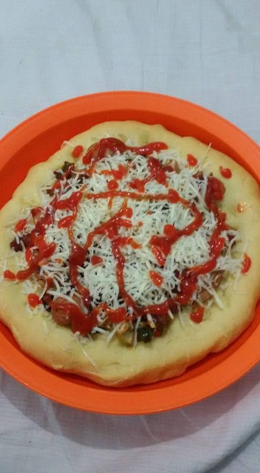 Resep Cara Membuat Pizza Sederhana Ala Rumahan